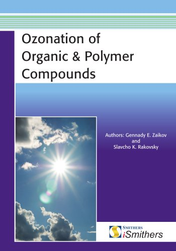 9781847351425: Ozonation of Organic and Polymer Compounds