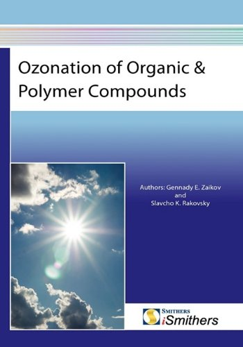 9781847351432: Ozonation of Organic and Polymer Compounds