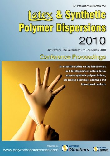 9781847353993: Latex & Synthetic Polymer Dispersions 2010
