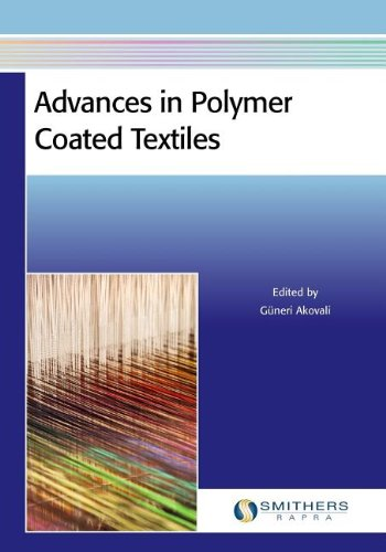 9781847354983: Advances in Polymer Coated Textiles