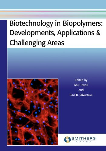 9781847355430: Biotechnology in Biopolymers: Developments, Applications & Challenging Areas