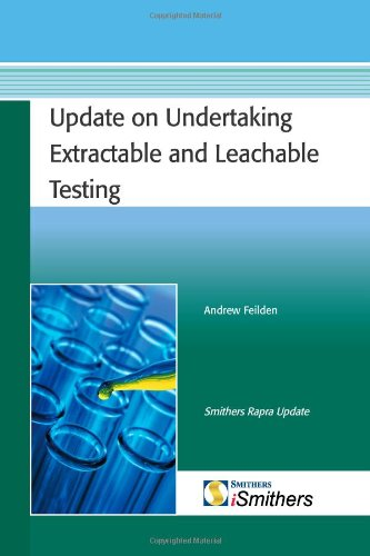 9781847357434: Update on Undertaking Extractable and Leachable Testing