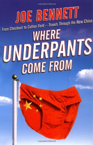 9781847370013: Where Underpants Come From