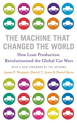 9781847370556: the machine that changed the world: the story of lean production - toyota's secret weapon in the global car wars that is revolutionizing world industr