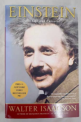 9781847370990: Einstein: His Life and Universe