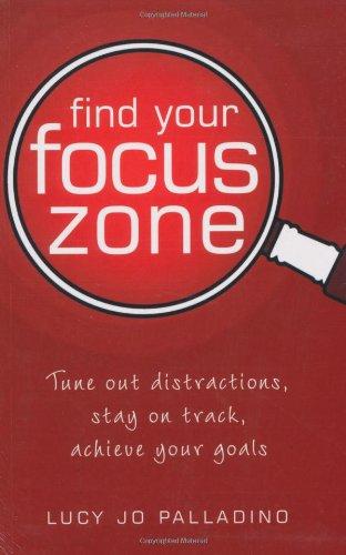 9781847371614: Find Your Focus Zone