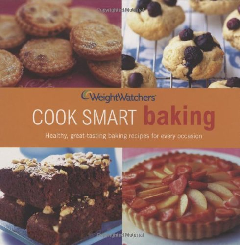 9781847373915: Weight Watchers Cook Smart Baking