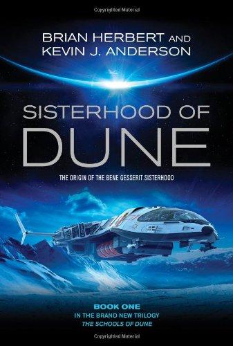 9781847374240: The Sisterhood of Dune (Dune Schools of Dune Trilogy 1)