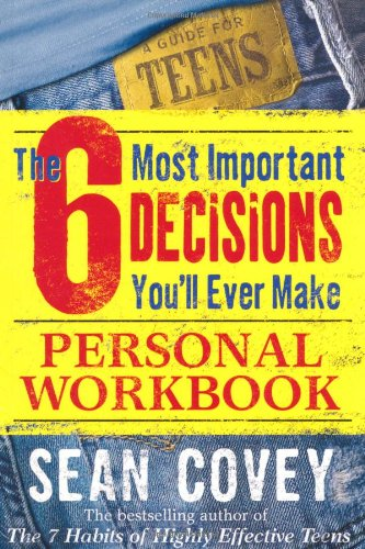 9781847374295: The 6 Most Important Decisions You'll Ever Make Personal Workbook