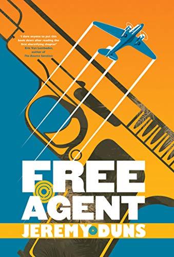 Free Agent: Jeremy Duns