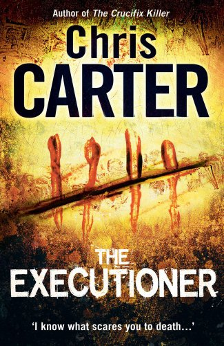 Cover of the book, The Executioner (Robert Hunter, #2).