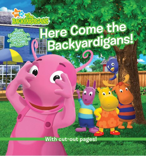 9781847380388: Here Come the Backyardigans!