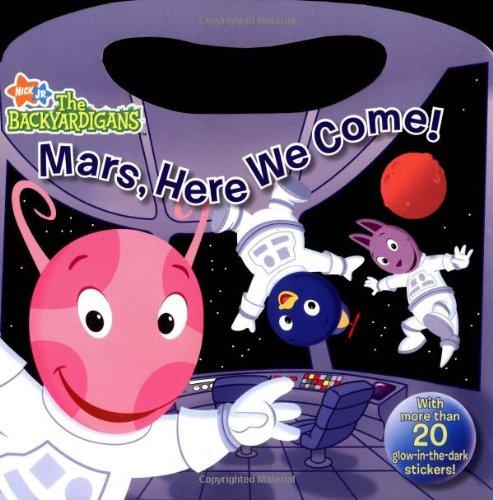 Mars, Here We Come! (Backyardigans): Nickelodeon