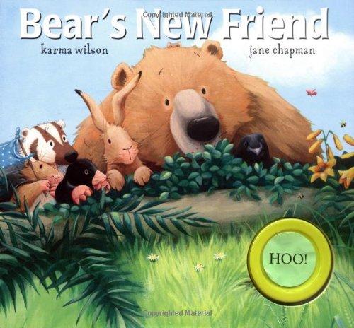 9781847380647: Bear's New Friend