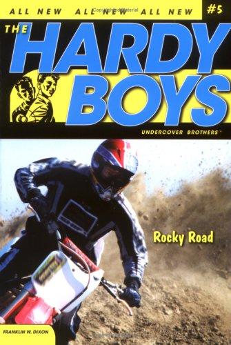 9781847381033: Rocky Road (Hardy Boys)