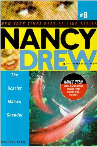 9781847381064: Scarlet Macaw Scandal (Nancy Drew)