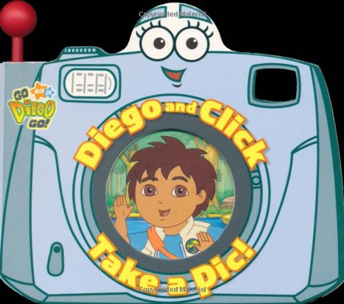 9781847381514: Diego and Click, Take a Pic! (Go Diego Go!)