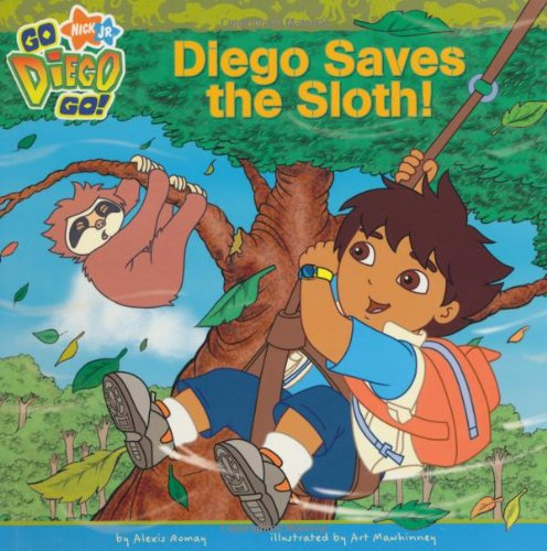 9781847381859: Diego Saves the Sloth (