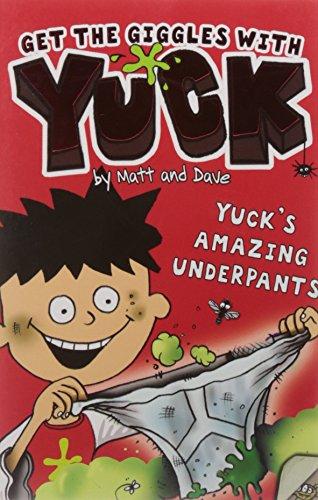 9781847381941: Yuck's Amazing Underpants (Bk. 5)