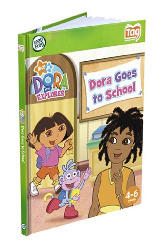 9781847382061: Dora Goes to School (Dora the Explorer)