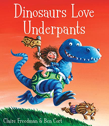 9781847382108: Dinosaurs Love Underpants
