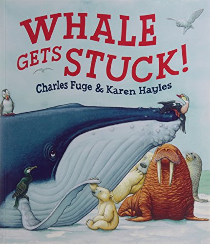 9781847382115: Whale Gets Stuck