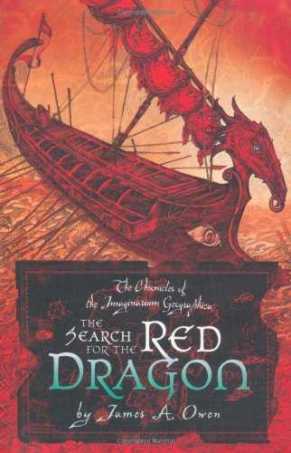 The Search for the Red Dragon: Owen, James A.