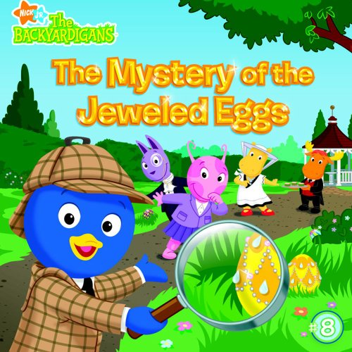 9781847382214: The Mystery of the Jewelled Eggs (Backyardigans)