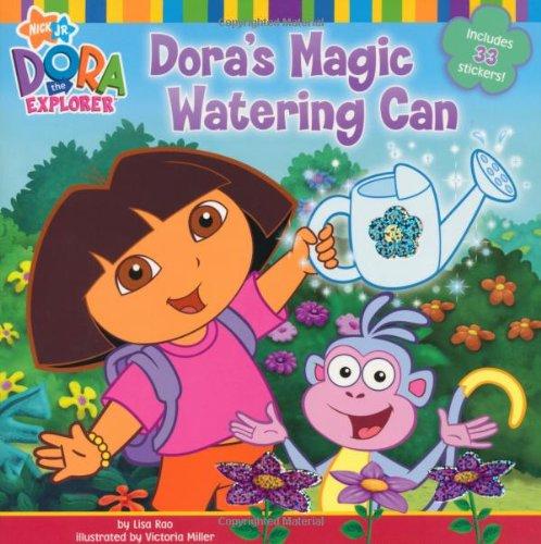 Dora's Magic Watering Can (Dora the Explorer): Nickelodeon