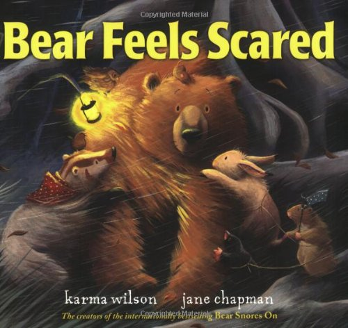 9781847382504: Bear Feels Scared