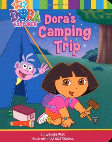 9781847382535: Dora's Camping Trip (Dora the Explorer)