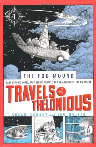 9781847382566: Travels of Thelonious
