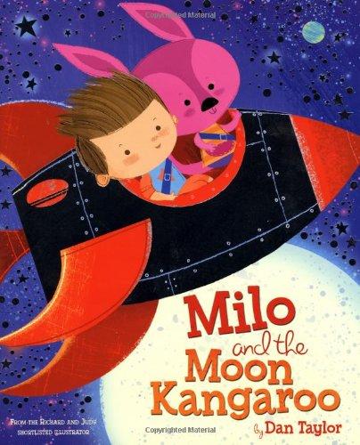 9781847383280: Milo and the Moon Kangaroo