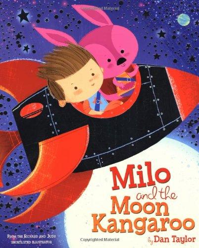 9781847383297: Milo and the Moon Kangaroo