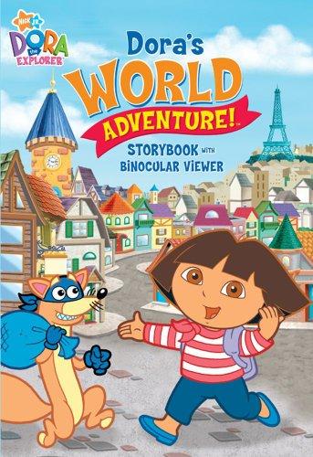 9781847383471: Dora's World Adventure (Dora the Explorer)