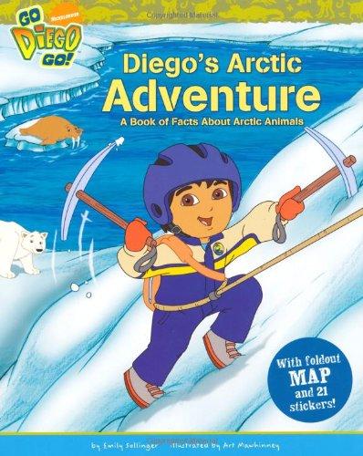 """9781847383808: Diego's Arctic Adventure (""""Go Diego Go!"""")"""