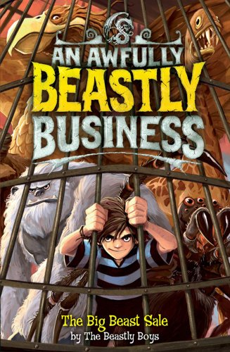 9781847384003: An Awfully Beastly Business #6: Big Beast Sale