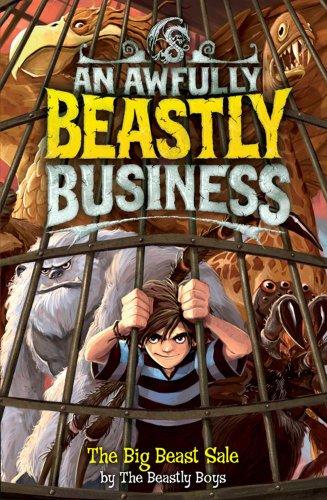 The Big Beast Sale (Awfully Beastly Business): David Sinden, Matthew