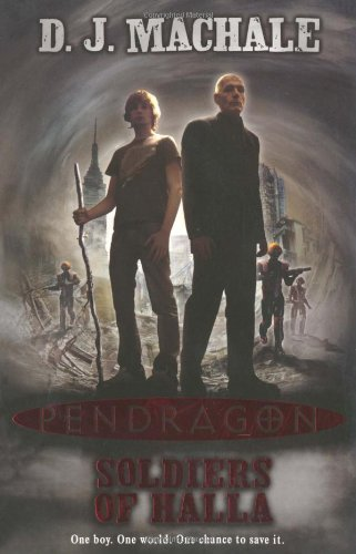 9781847384218: The Soldiers of Halla (Pendragon)