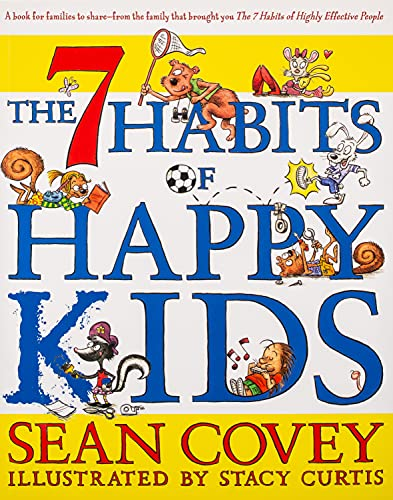 9781847384317: 7 Habits of Happy Kids