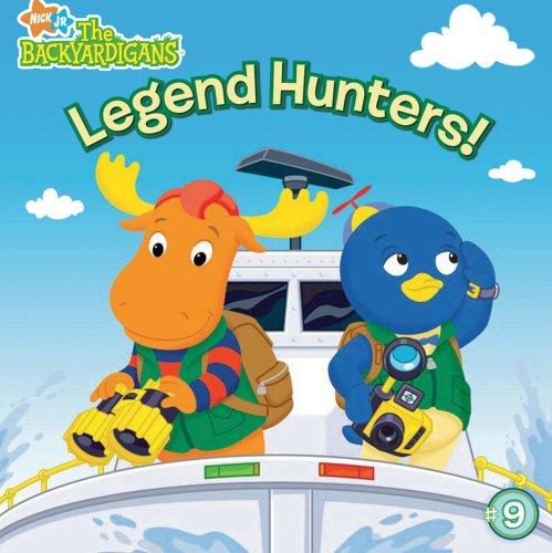 Legend Hunters (Backyardigans): Nickelodeon