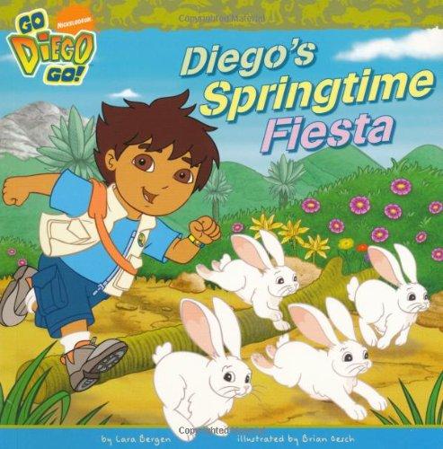 9781847384652: Diego's Springtime Fiesta (