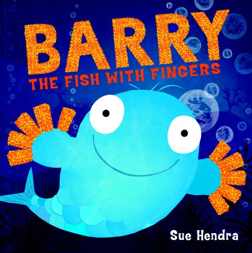 9781847385154: Barry the Fish with Fingers
