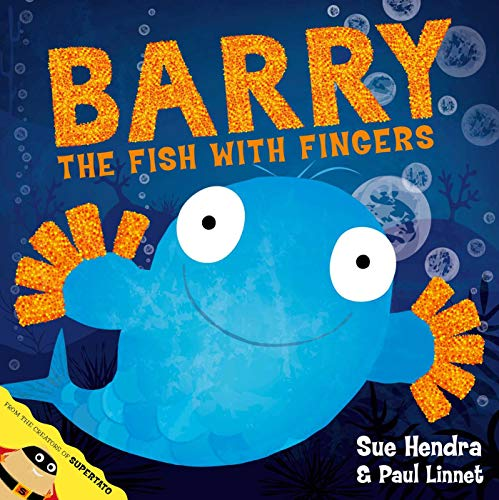 9781847385161: Barry the Fish with Fingers