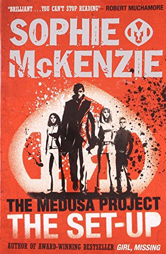 9781847385253: The Medusa Project: The Set-Up