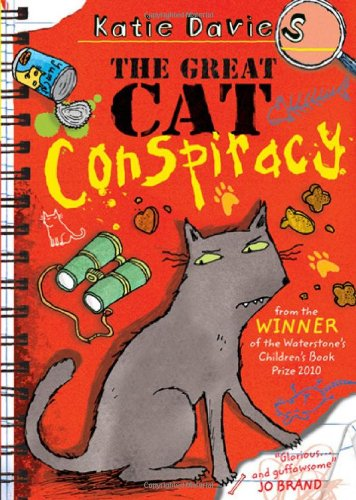 9781847385970: Great Cat Conspiracy (Great Critter Capers)