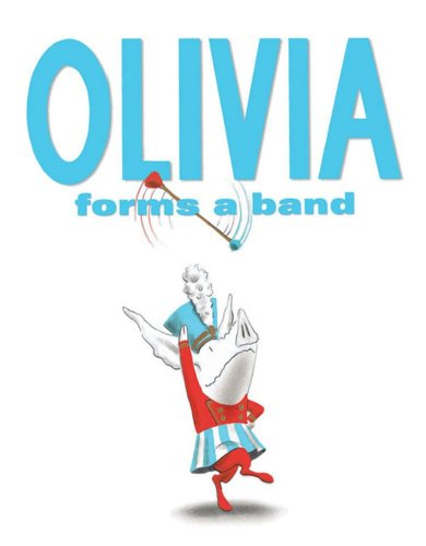 9781847386045: Olivia Forms a Band