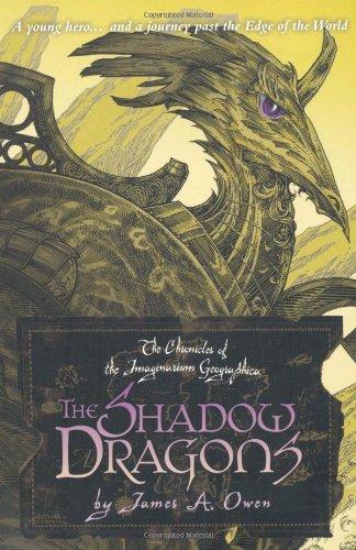 Shadow Dragons (Imaginarium Geographica): James A. Owen