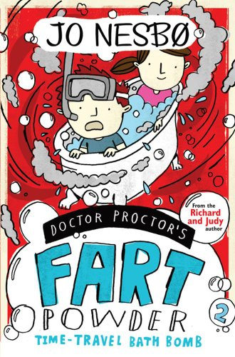 9781847386540: Doctor Proctor's Fart Powder: Time-travel Bath Bomb