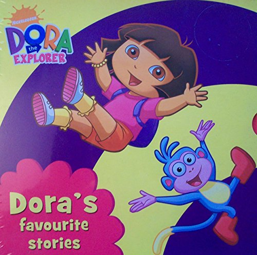 9781847386915: DORA'S FAVOURITE STORIES : SIX BOOK SET - Dora and the Stuck Truck, Dora Saves Mermaid Kingdom, Dance to the rescue, Dora climbs star mountain, At the carnival, Big sister Dora. All in slipcase
